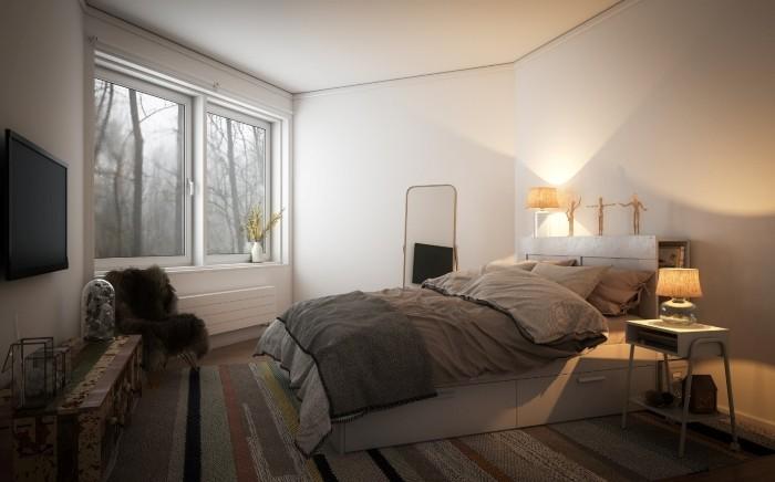 decoracion dormitorio acogedor