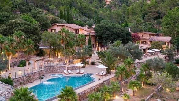 Hotel de lujo en Mallorca sostenible
