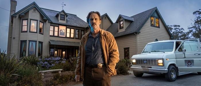 furgoneta casa exterior actor
