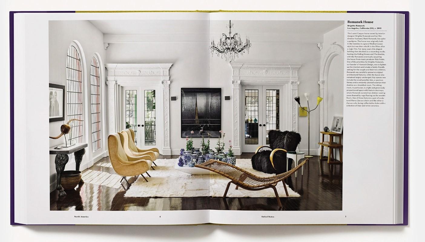 interior estudio diseño