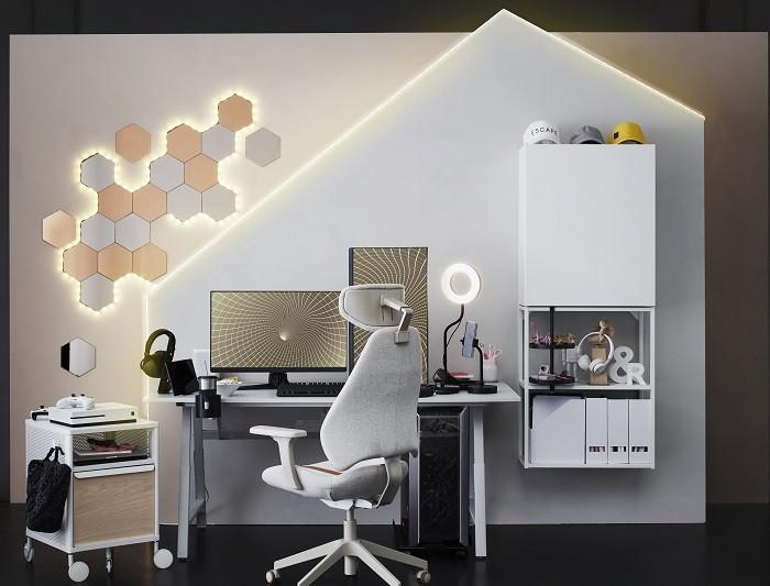Ikea Gaming: muebles que priorizan el juego