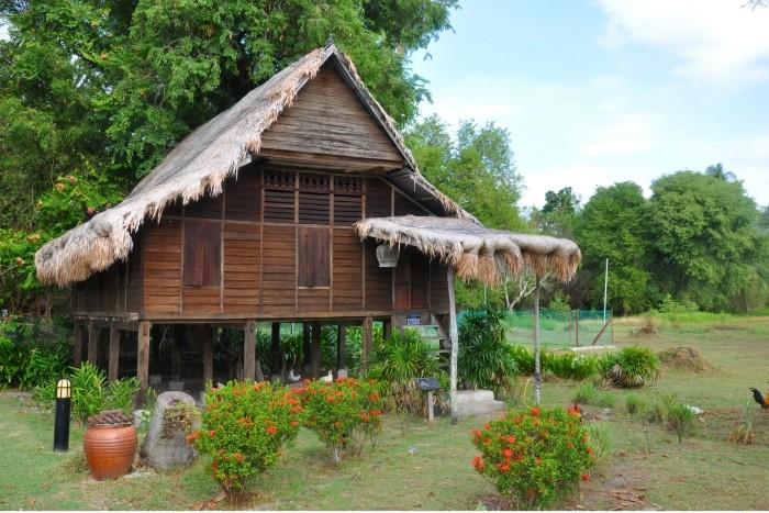 arquitectura vernacula asia