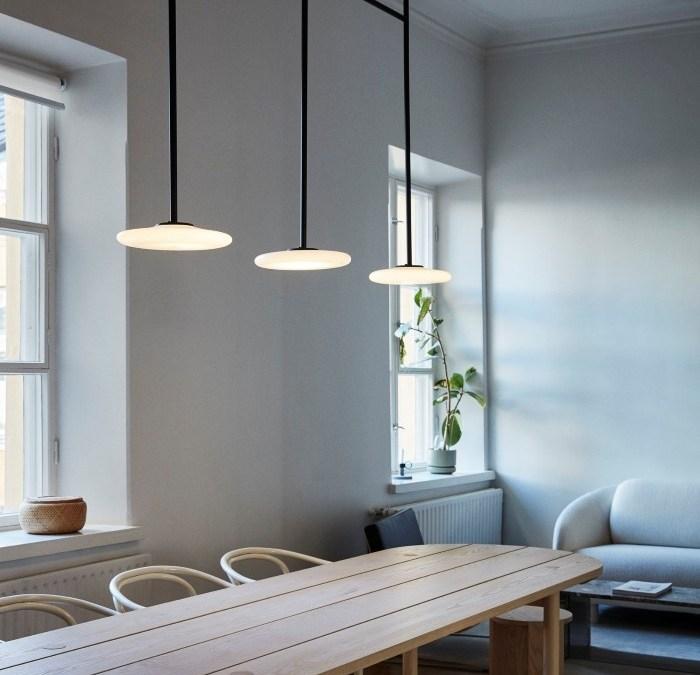 El diseño de lámparas sigue evolucionando: últimas creaciones
