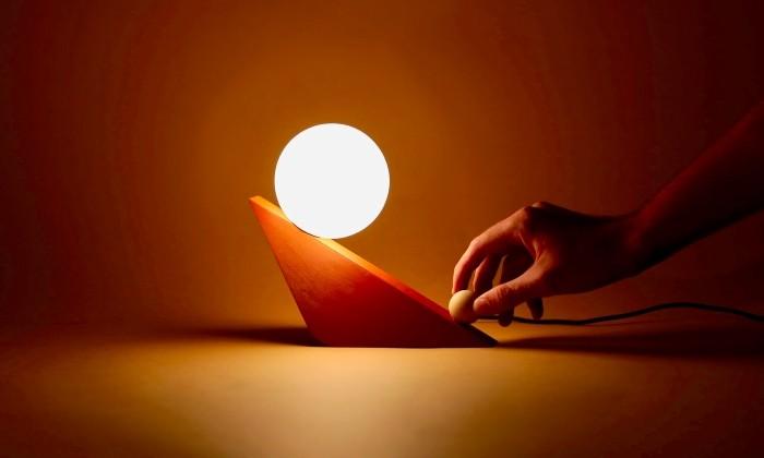 diseño innovador lamparas