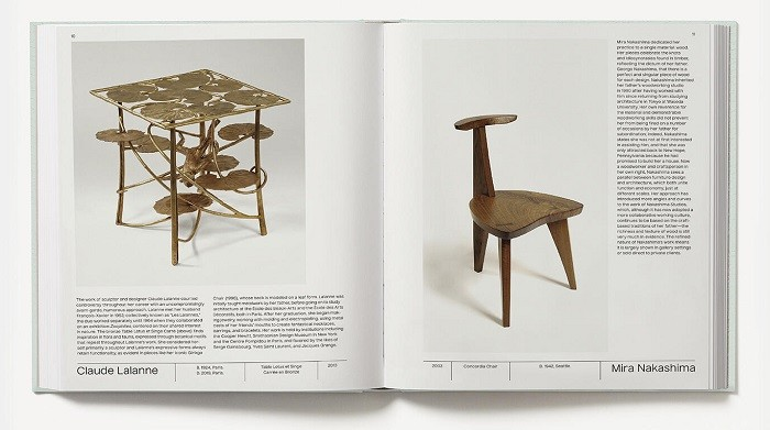 interior del libro woman made de diseño de mujeres