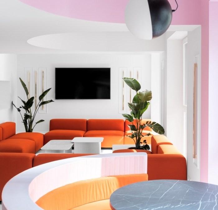 Bienvenir, un hotel art decó en el centro de Madrid