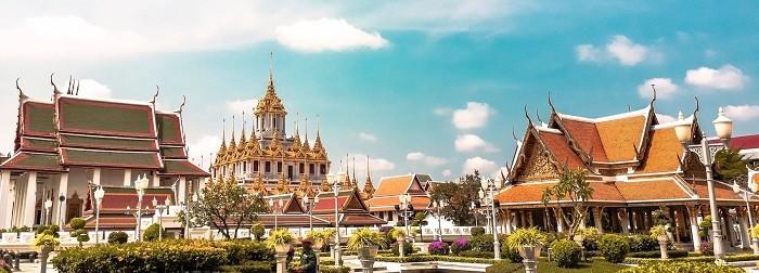 foto de la ciudad de Bangkok