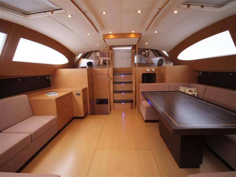 Yacht Wrapping | Yacht Interior Wraps with 3M Di-Noc