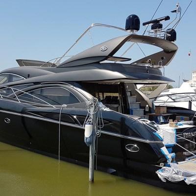 yacht vinyl wraps