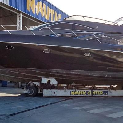 yacht wraps spain