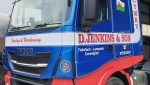 truck wrapping, truck livery, truck signs, truck signwriting