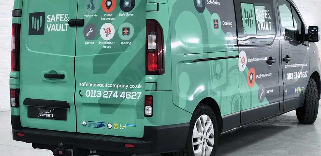 Vehicle Graphics Nationwide UK