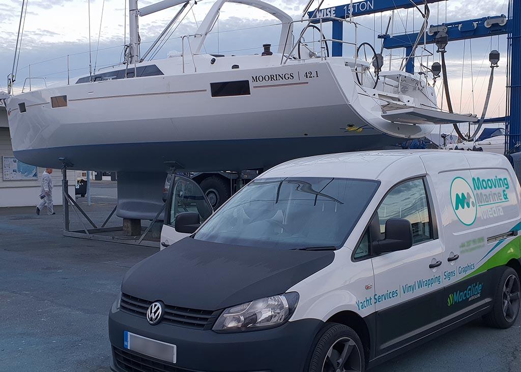 Mooving Marine Yacht Refit Services