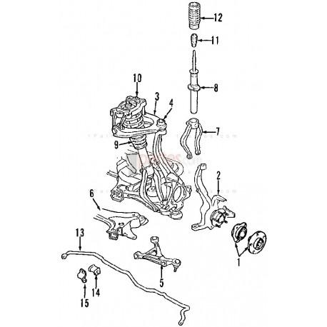 Montante izquierdo (piloto)|Chrysler|Sebring|Cirrus|ST22