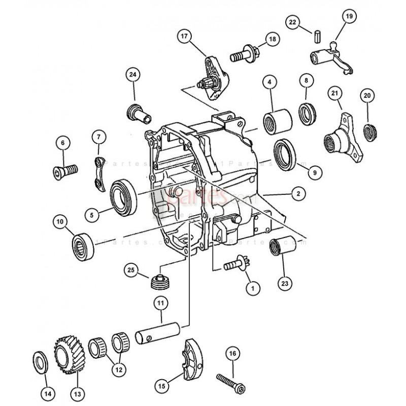 Rodamiento|Jeep|Liberty|Wrangler|Mercedes-Benz|Sprinter