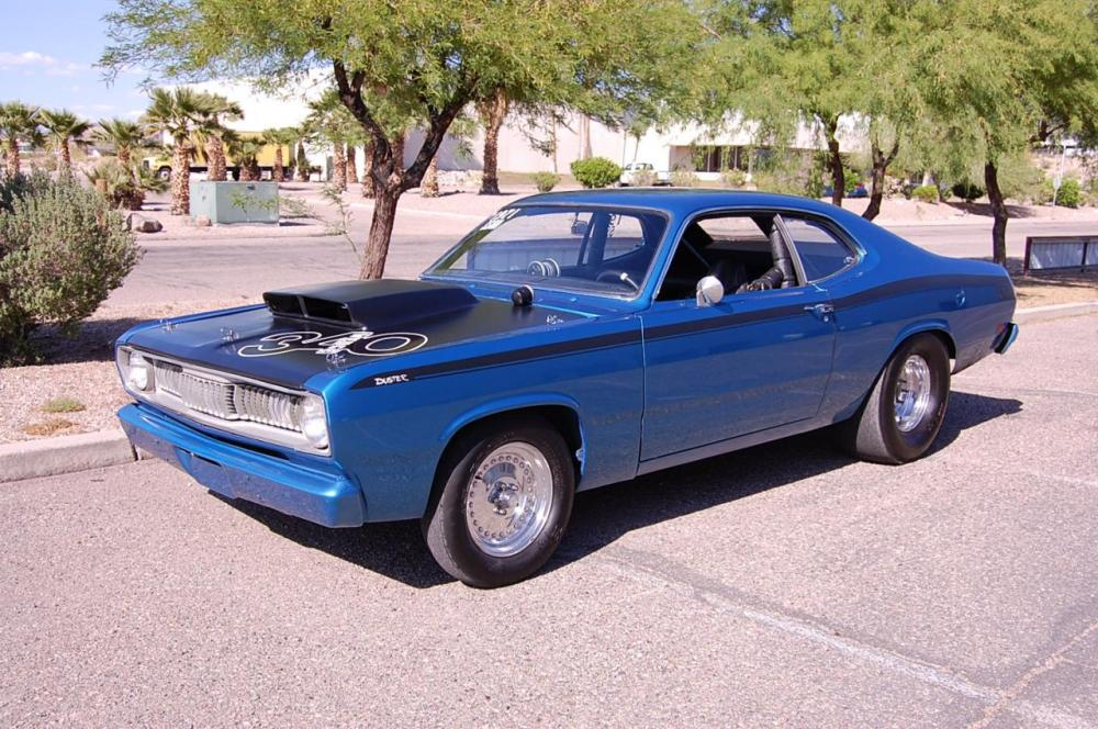 medium resolution of 1971 plymouth duster nhra stock eliminator