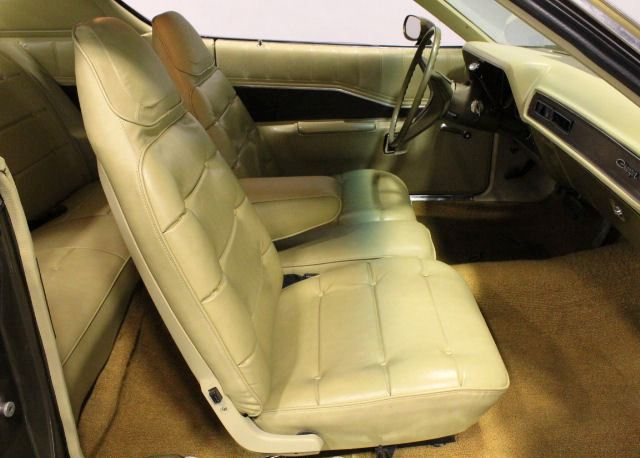 Dodge Dart 1972 Interior