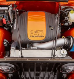 both mopar engine kits have a msrp of 1 795 each and are available for purchase now through your local chrysler dodge jeep ram dealer either in store or  [ 3000 x 2000 Pixel ]