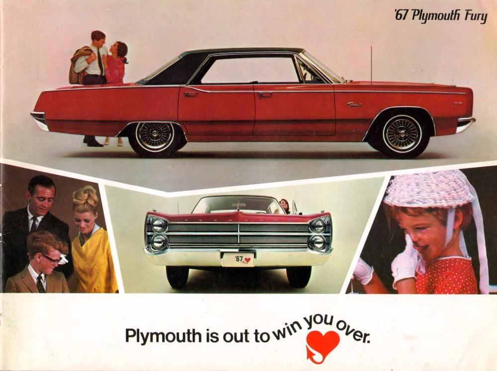medium resolution of  1967 plymouth fury 01