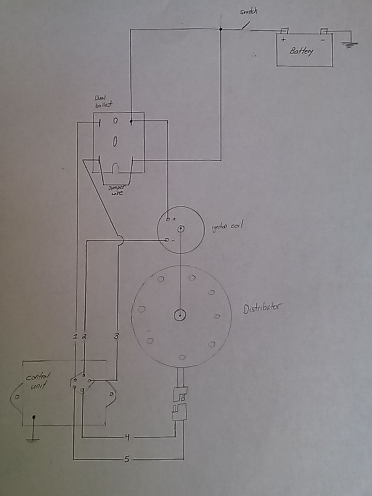 vw pertronix wiring diagram obd0 bosch electronic ignition : 40 images - diagrams   gsmportal.co