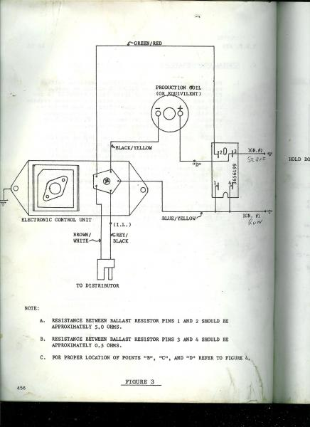 9341d1419954701 points electronic ignition wire 1 001?resize=436%2C600&ssl=1 mopar electronic ignition wiring diagram wiring diagram  at bakdesigns.co