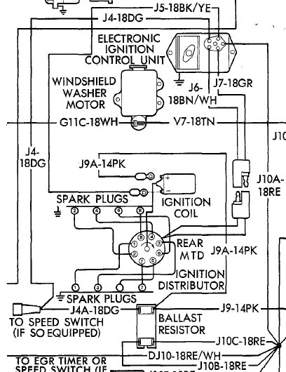 Wiring Diagram For A 86 D150 With A 318 : 39 Wiring