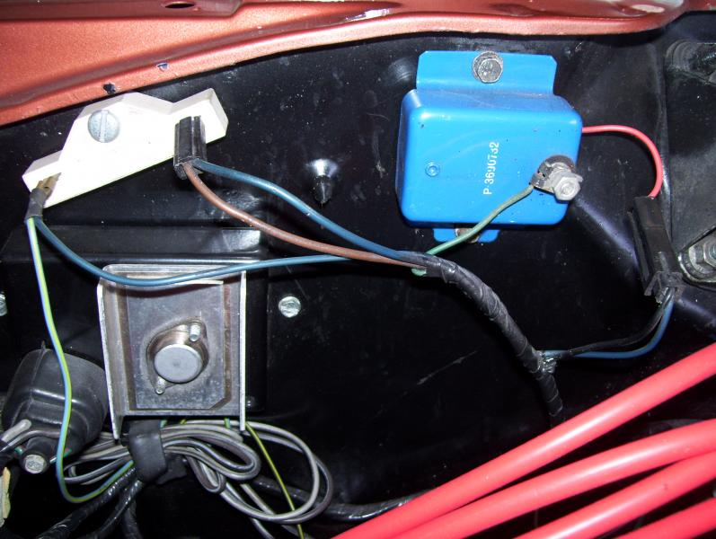 Wiring Diagram For Alternator With External Voltage Regulator