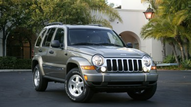Photo of Recall: 2004-2007 Jeep Liberty Models For Suspension Issue: