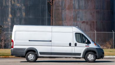 Photo of Back Roads: Van Life in the Ram ProMaster: