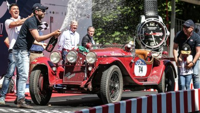 Photo of Mille Miglia 2018: The Alfa Romeo Legend Continues to Inspire: