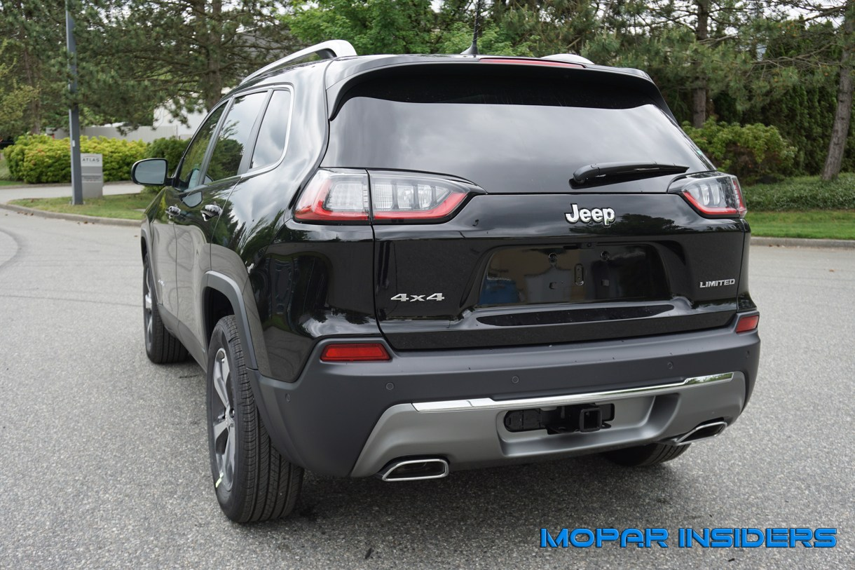2019 Cherokee Limited review