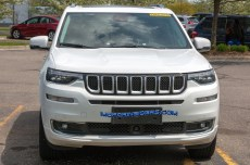 2019 Jeep Grand Commander Prototype. (Real Fast Fotography)