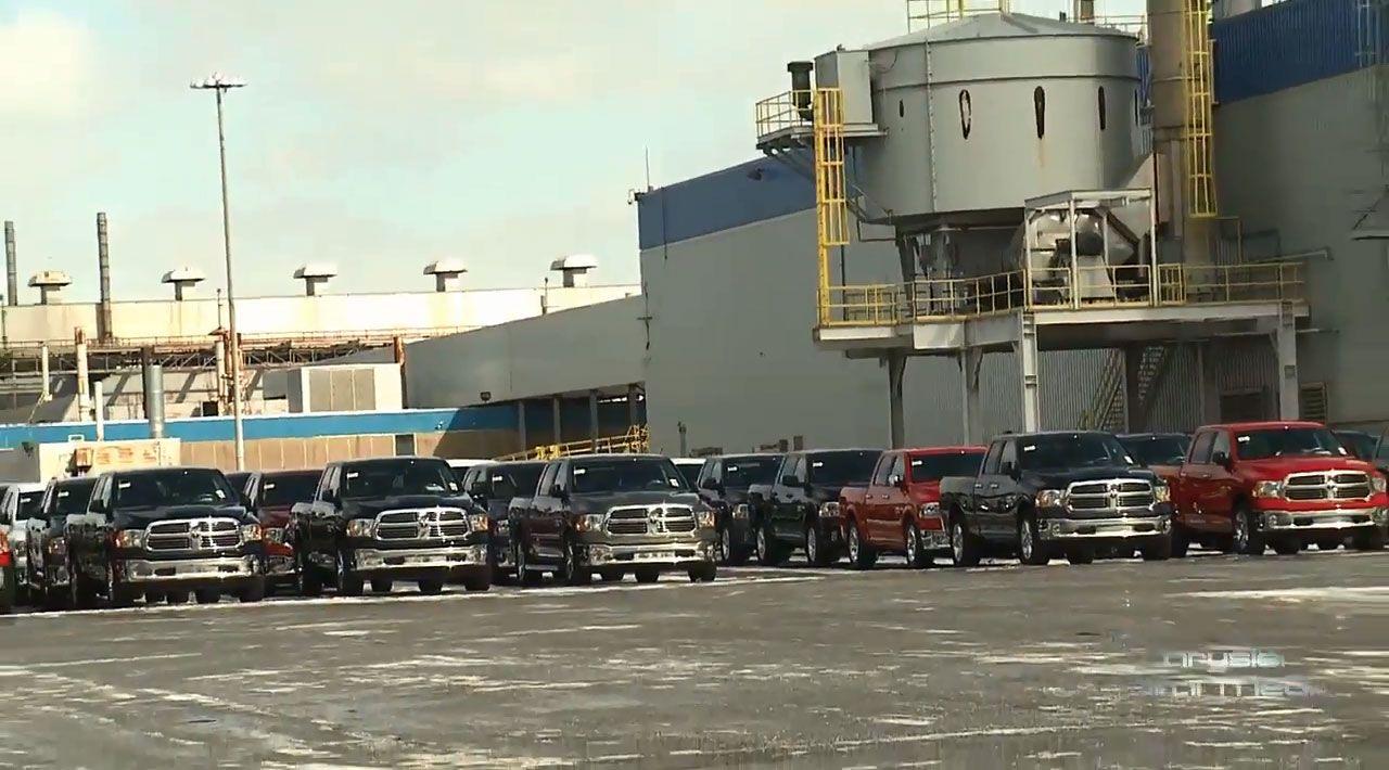 UPDATE: Nine Stolen Ram Trucks From The Warren Truck ...
