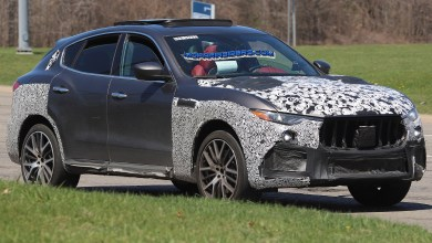 Photo of CAUGHT: NAFTA-Market Maserati Levante Trofeo Testing In Metro Detroit: