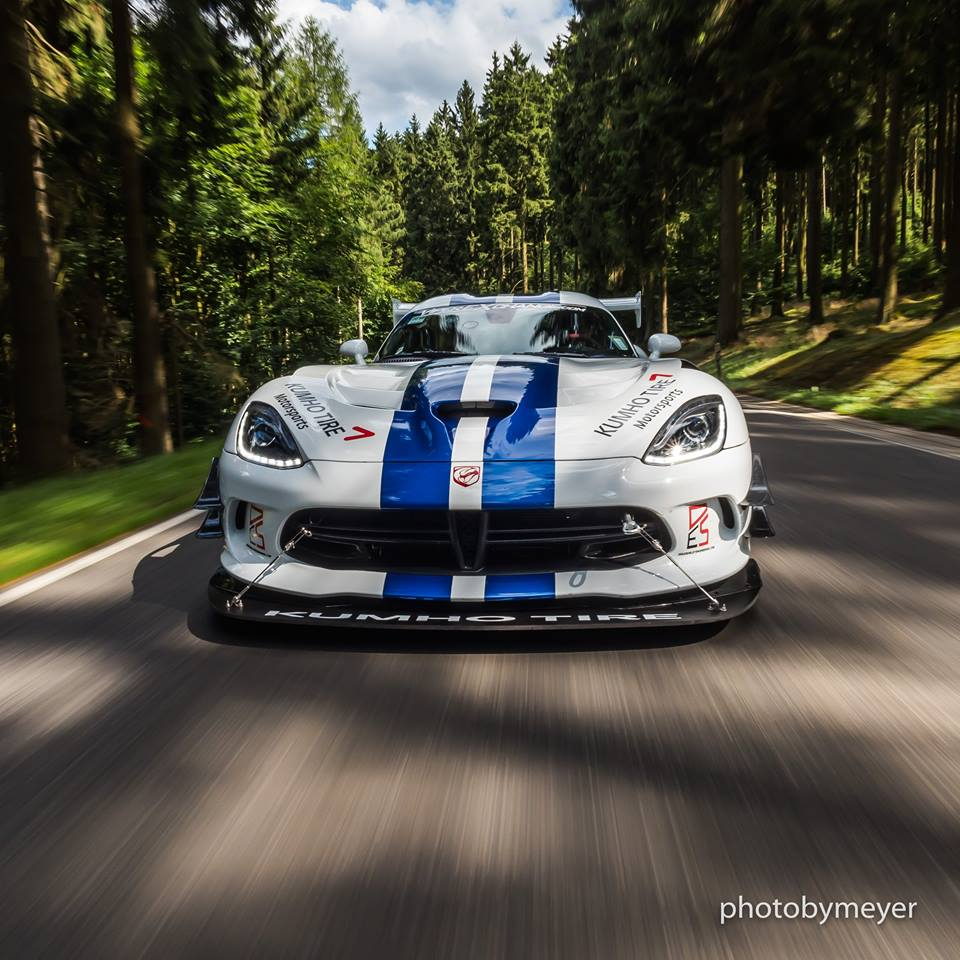 East Hills Chrysler Jeep Dodge Ram Srt: The Story Of Viper's Return To The Green Hell