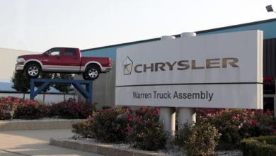 Photo of Ram Trucks Stolen From Warren Truck Assembly Plant: