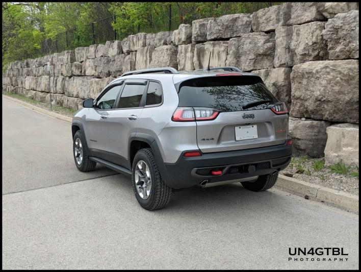2019 Cherokee Trailhawk