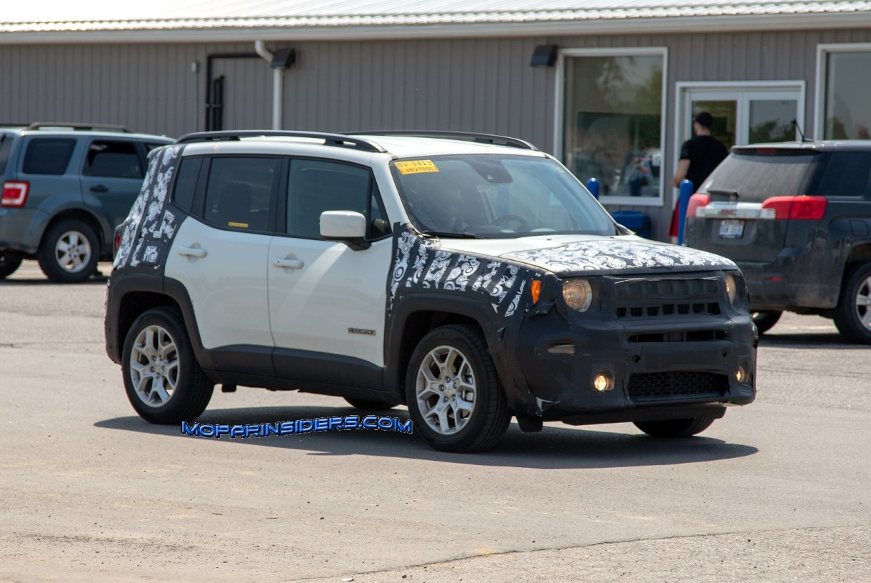 What About The 2019 Jeep Renegade For North America Mopar Insiders