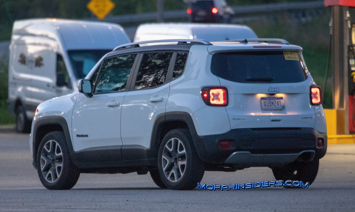2019 Jeep Renegade We Have The Details About The North American