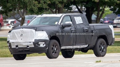 Photo of SPIED: Multiple 2020 Ram HD Models Caught: