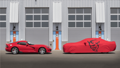 Photo of Last Dodge Viper and Last SRT Demon Go To Auction This Weekend!