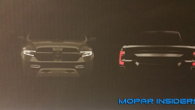 Photo of A New Midsized Ram Pickup Is Coming: