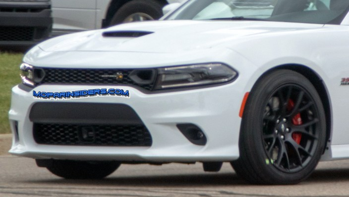 2019 Dodge Charger Scat Pack Prototype. (Real Fast Fotography)