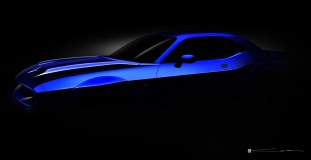 2019 Dodge Challenger SRT HELLCAT Teaser. (FCA US Photo)