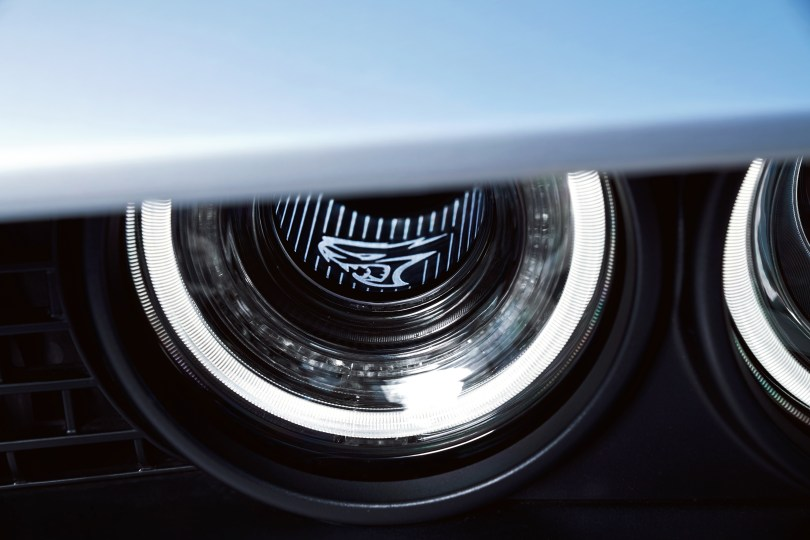 2019 Dodge Challenger SRT HELLCAT Redeye Widebody. (FCA US Photo)