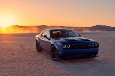 2019 Dodge Challenger SRT HELLCAT Widebody. (FCA US Photo)