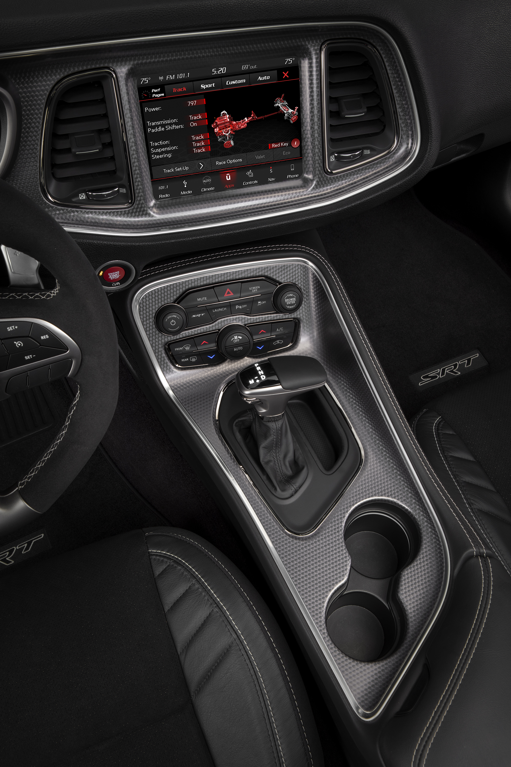 Updated 2019 Dodge Challenger Srt Hellcat Redeye Options And