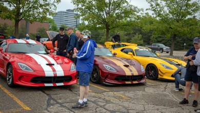 Photo of The 29th Annual Chrysler Employee Motorsport Association (CEMA) Show: