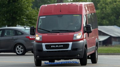 Photo of SPOTTED: 2019 Ram ProMaster Hits The Streets: