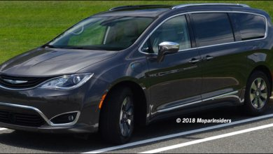 Photo of Behind The Wheel: 2018 Chrysler Pacifica Hybrid: